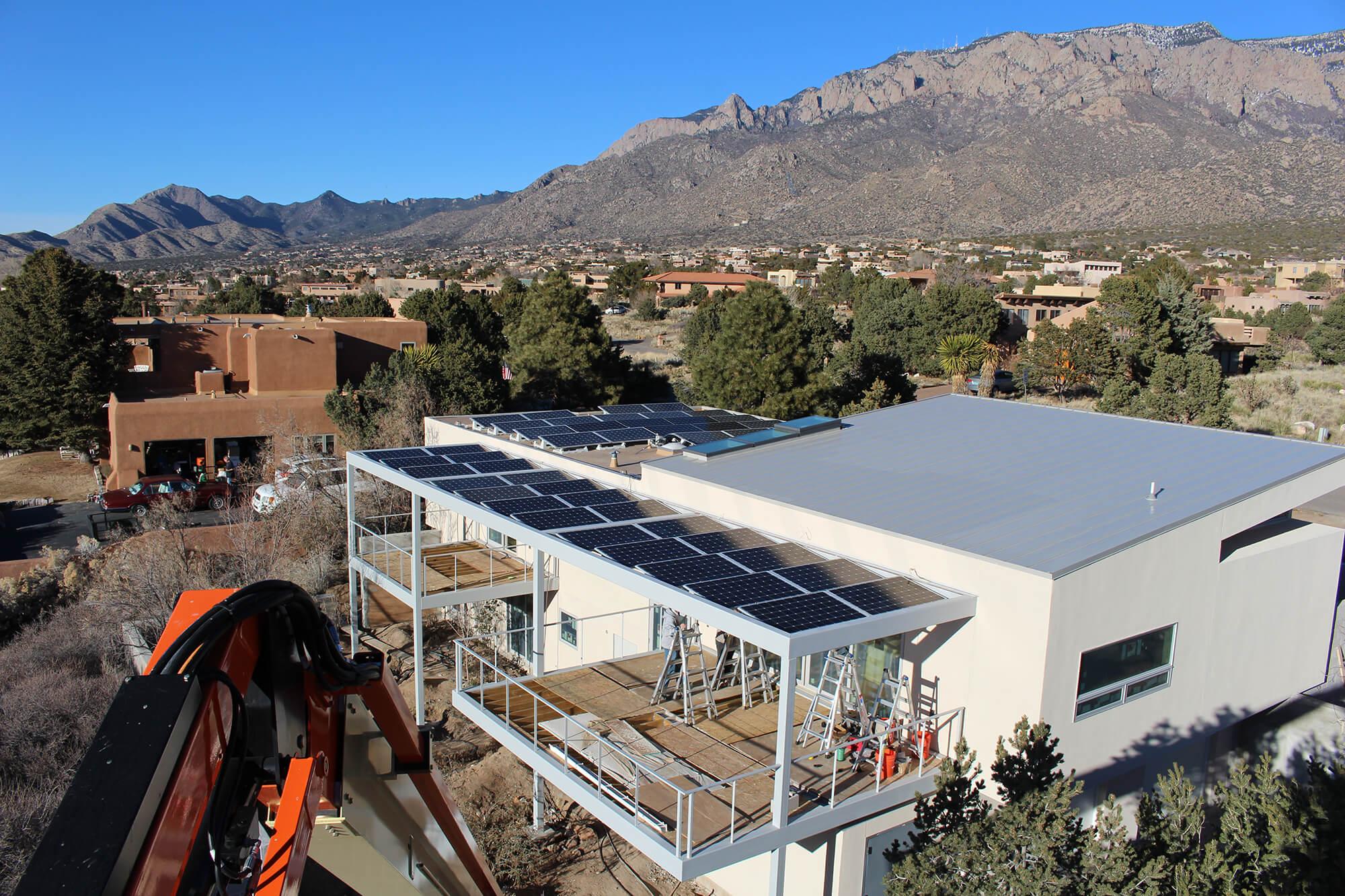 13.4kw Solar PV system