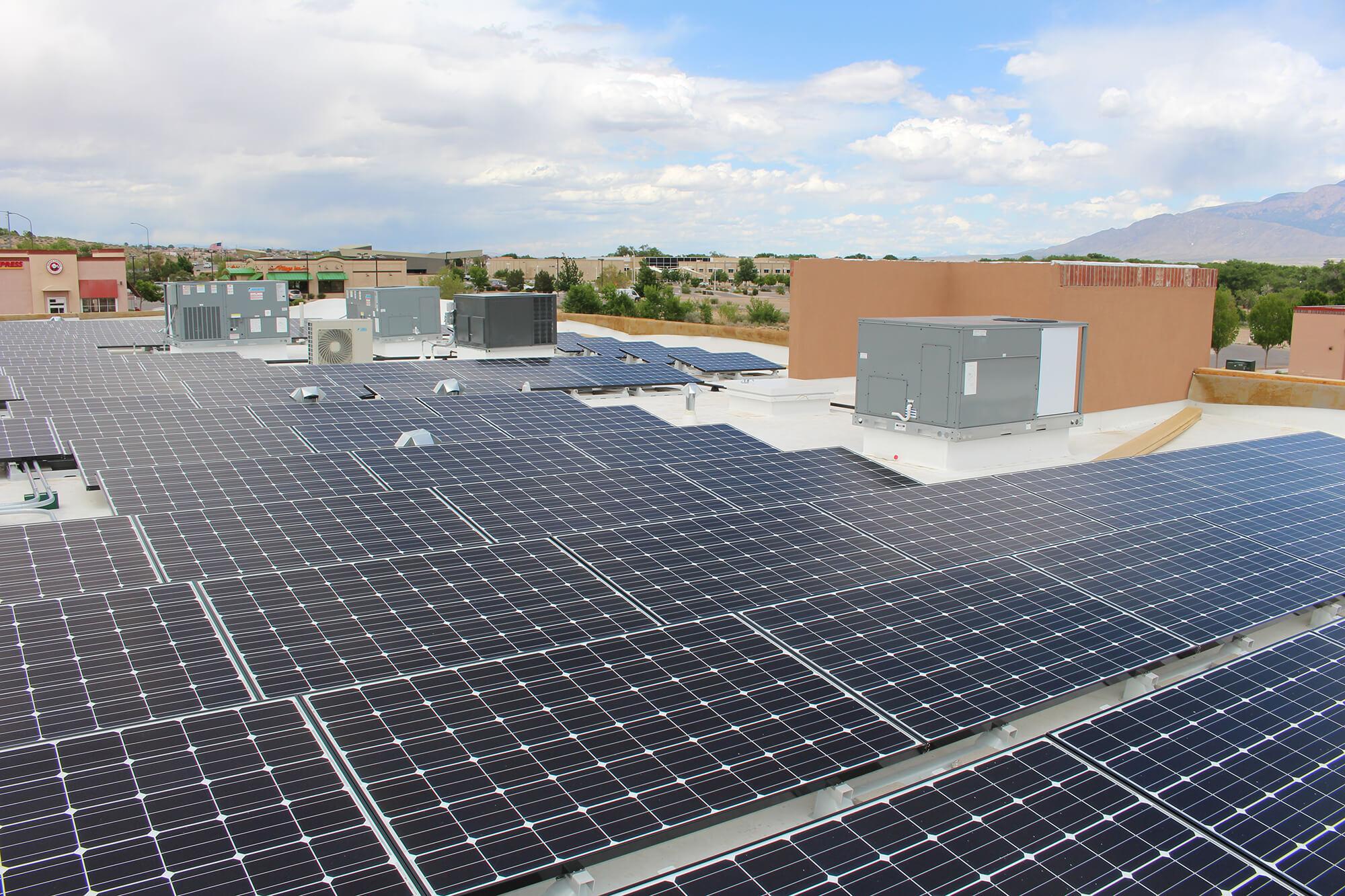 29kw Rooftop Solar