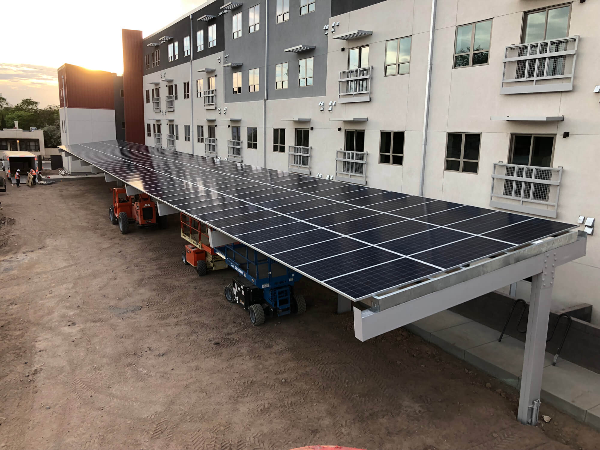 48kw Solar Shad