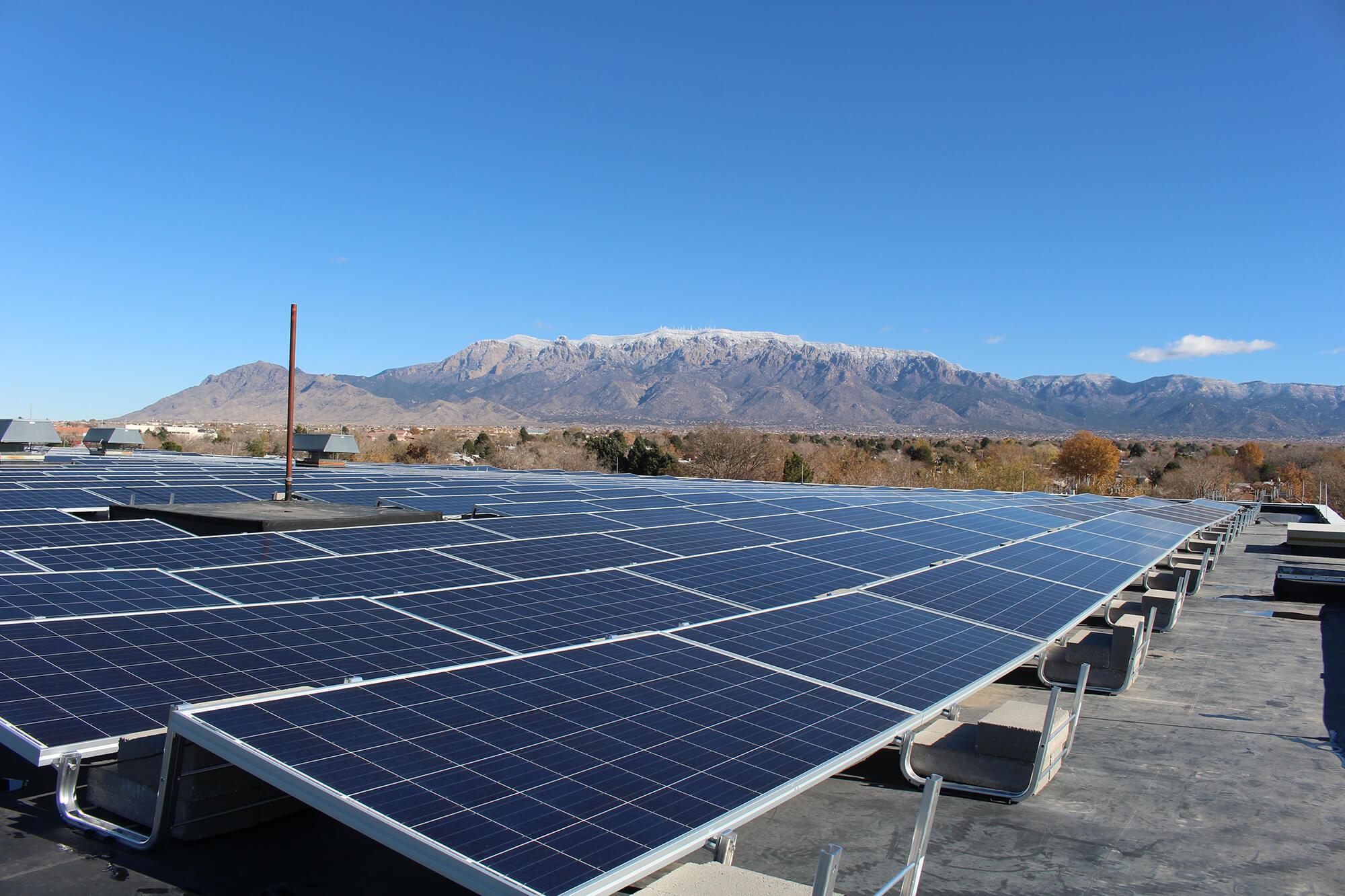 59kw Rooftop Solar