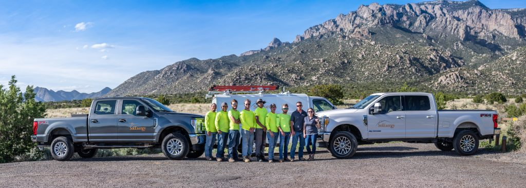 SolExergy New Mexico residential and commercial contractors