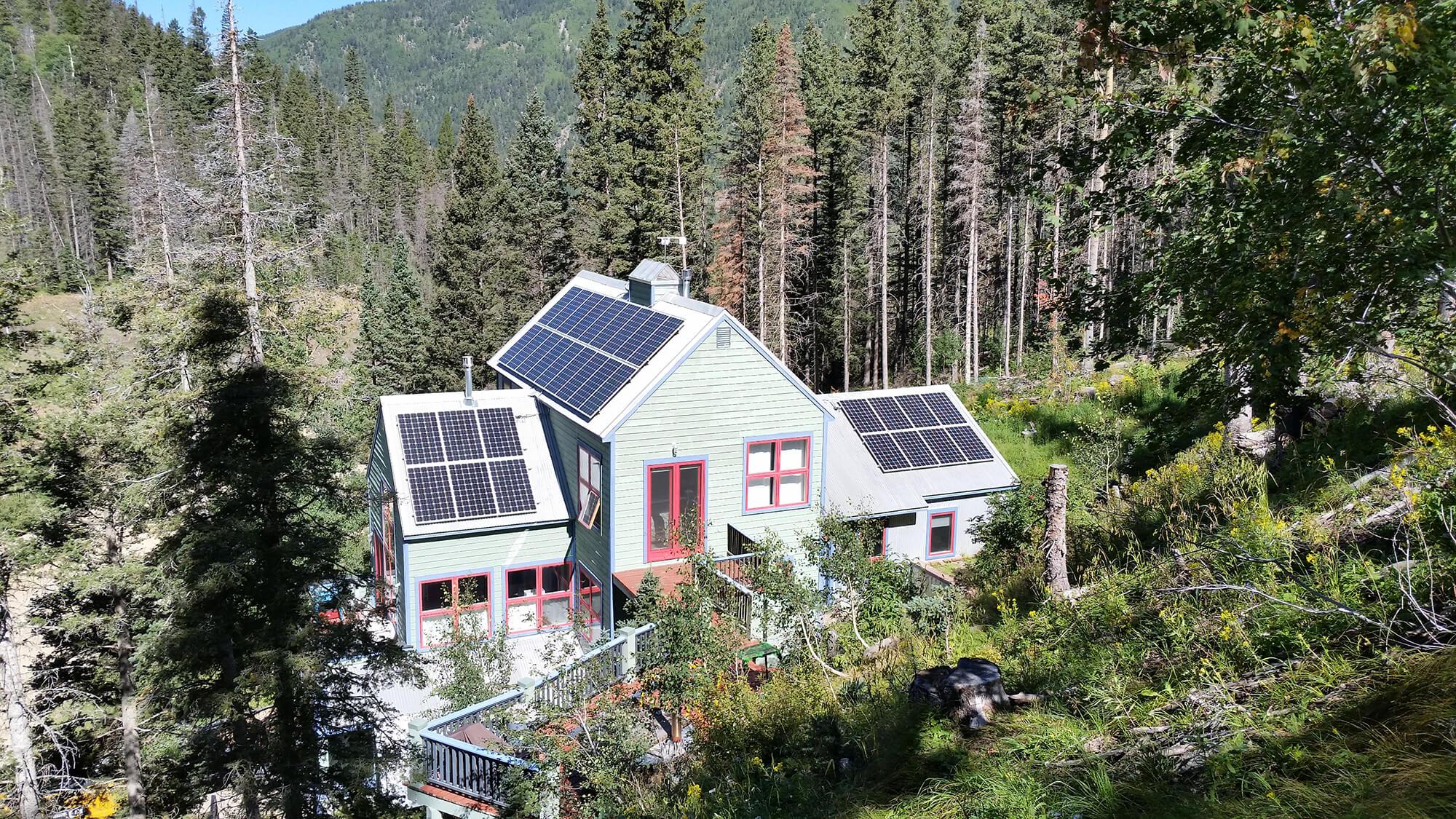 Resident solar install
